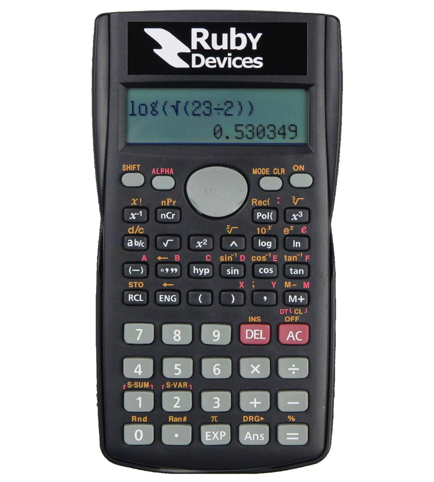 Ruby Calculator Ultimate Edition