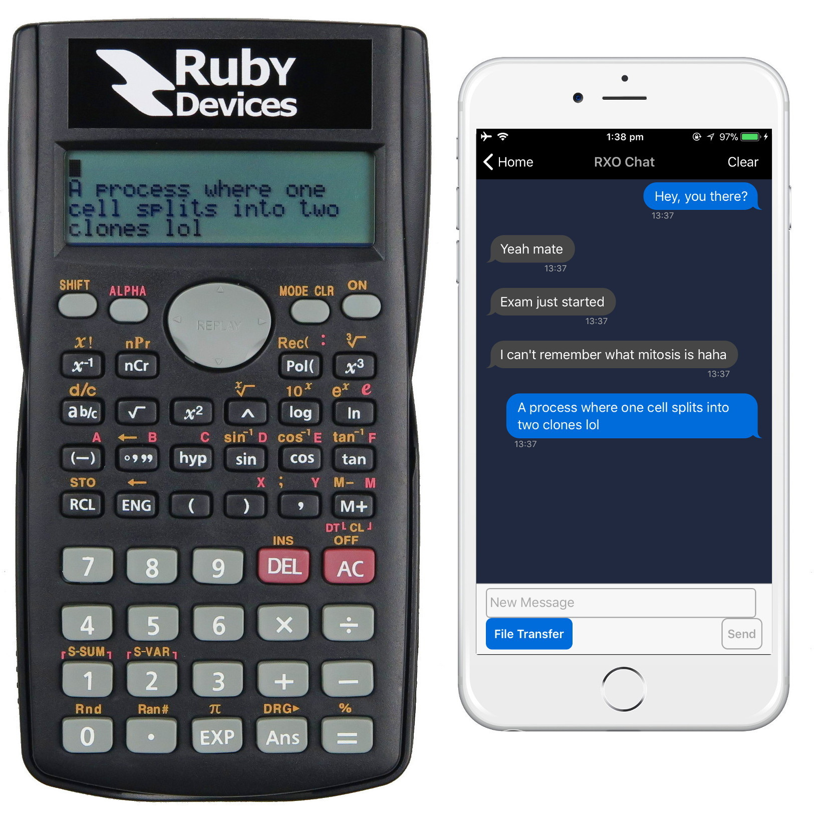 Ruby Calculator Ultimate Edition